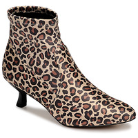 Chaussures Femme Bottines Katy Perry THE BRIDGETTE Leopard