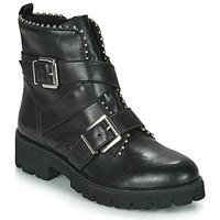 Chaussures Femme Boots Steve Madden HOOFY Noir
