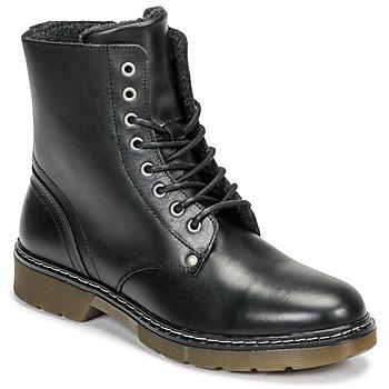 Chaussures Fille Boots Bullboxer AHC501E6LC-BLBLK Noir