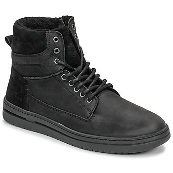 Chaussures Garçon Baskets montantes Bullboxer AID500E6L-BLCK Noir