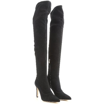 Chaussures Femme Cuissardes Sergio Rossi A64091 MAF714 1000 nero