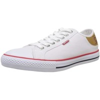 Chaussures Homme Baskets basses Levi's 223001 blanc