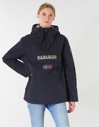 Vêtements Femme Parkas Napapijri RAINFOREST WINTER POCKET Marine