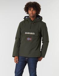 Vêtements Homme Parkas Napapijri RAINFOREST WINTER Kaki
