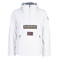 Vêtements Homme Parkas Napapijri RAINFOREST POCKET Blanc