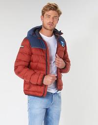 Vêtements Homme Doudounes Napapijri ARIC Rouge