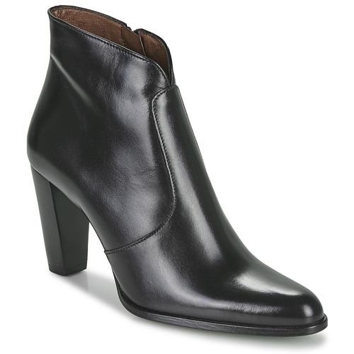 Chaussures Femme Bottines Muratti ABRIL Noir
