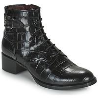 Chaussures Femme Boots Muratti RIESEL Noir