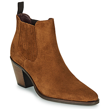 Chaussures Femme Bottines Muratti RESEDA Marron