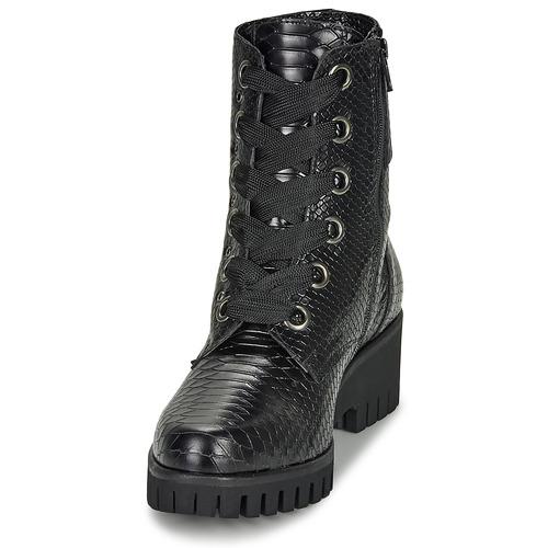 Sweet Lemon Dasha Noir - Livraison Gratuite- Chaussures Boot Femme 11199 nowET