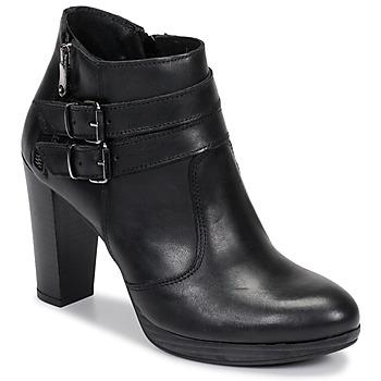Chaussures Femme Bottines Sweet Lemon RACEKI Noir