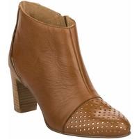 Chaussures Femme Boots Karston Illi Marron
