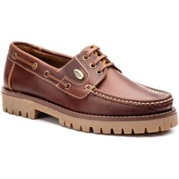Chaussures Homme Chaussures bateau Iberico Shoes  Marron