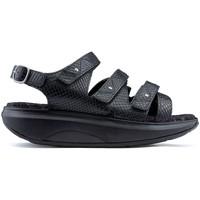 Chaussures Femme Sandales et Nu-pieds Joya id Kyoto BLACK_SNAKE