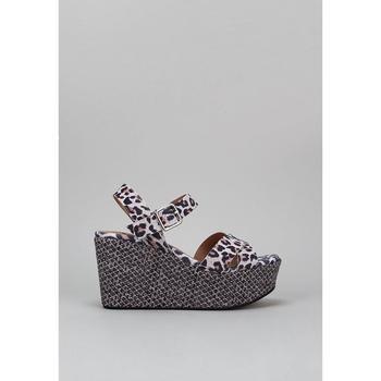 Chaussures Femme Sandales et Nu-pieds Krack  Multicolore