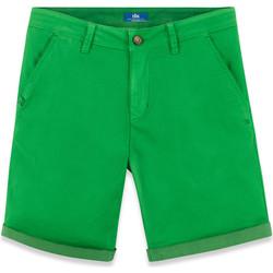 Vêtements Homme Shorts / Bermudas TBS MILEMBUR Vert