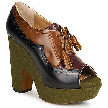 Chaussures Femme Escarpins Rochas SHEZAN Multicolore