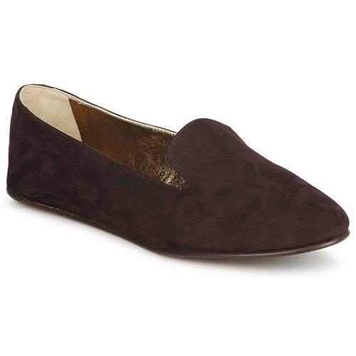 Chaussures Femme Mocassins Rochas NITOU Marron
