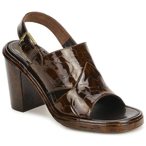 Chaussures Femme Sandales et Nu-pieds Rochas TARTAF Marron