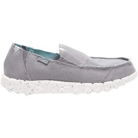 Chaussures Homme Mocassins Hey Dude farty funk gris