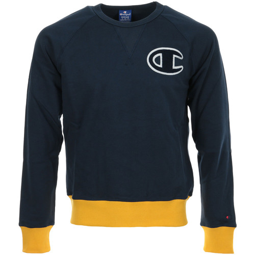 Vêtements Homme Sweats Champion Crewneck Sweatshirt bleu