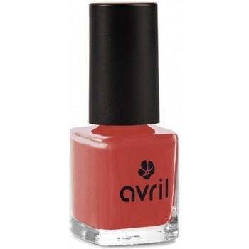Beauté Femme Vernis à ongles Avril Avril - Vernis à ongles Rouge Retro n°732 - 7ml Autres