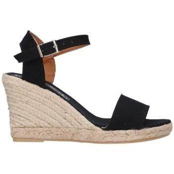 Chaussures Homme Espadrilles Fernandez M-35  pique 7C Mujer Negro noir