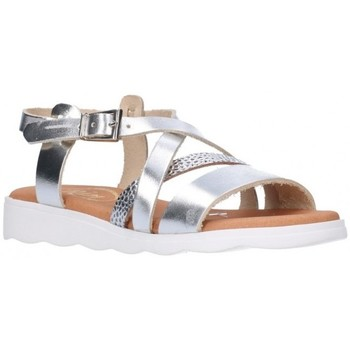 Chaussures Fille Sandales et Nu-pieds Oh My Sandals For Rin OH MY SANDALS 4409 plata Niña Plata Argenté