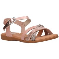 Chaussures Fille Sandales et Nu-pieds Oh My Sandals 4405 nude Niña Nude rose