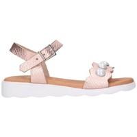 Chaussures Fille Sandales et Nu-pieds Oh My Sandals 4410 metalizado Niña Combinado Multicolor