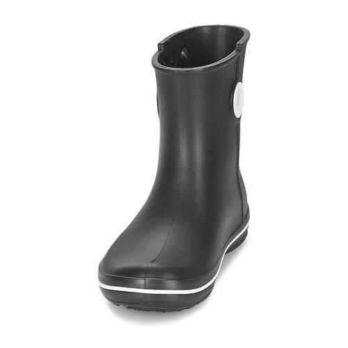 black Boot Pluie Bottes Crocs De Femme Shorty W Noir Jaunt OPkn80w