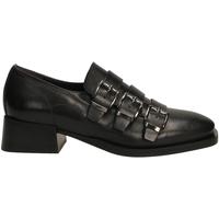Chaussures Femme Derbies Laura Bellariva VITELLO nero-nero