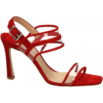 Chaussures Femme Sandales et Nu-pieds The Seller CAMOSCIO rosso