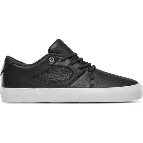 Three Square De Es Chaussures Skate Black White eDY9IbWEH2