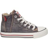 Chaussures Enfant Baskets montantes Levi's VTRU0091T ORIGINAL Gris