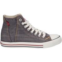 Chaussures Enfant Baskets montantes Levi's VTRU0092T ORIGINAL Gris