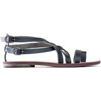 Chaussures Femme Sandales et Nu-pieds Nae Vegan Shoes Itaca Noir