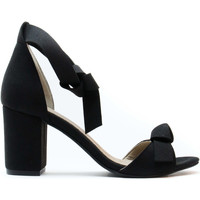 Chaussures Femme Sandales et Nu-pieds Nae Vegan Shoes Estela Black Noir