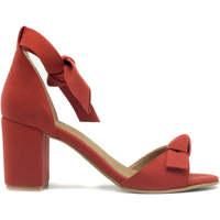 Chaussures Femme Sandales et Nu-pieds Nae Vegan Shoes Estela Red Rouge