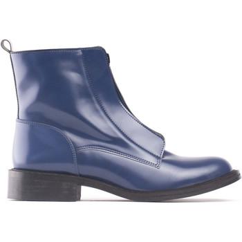 Chaussures Femme Bottines Nae Vegan Shoes Zipmeblue Bleu