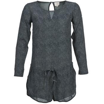 Vêtements Femme Combinaisons / Salopettes Petite Mendigote LOUISON Noir / Gris