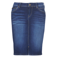 Vêtements Femme Jupes Pepe jeans TAYLOR Bleu Medium DB4