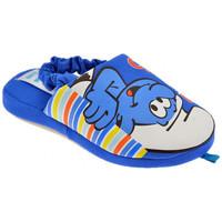 Chaussures Enfant Chaussons De Fonseca Smurf Mules