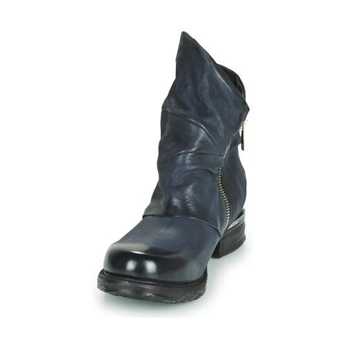 Chaussures Saint Boots s AirstepA Bleu Femme 98 Metal kTOPXZiu
