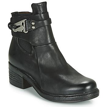 Chaussures Femme Boots Airstep / A.S.98 NOVA 17 CHELS Noir