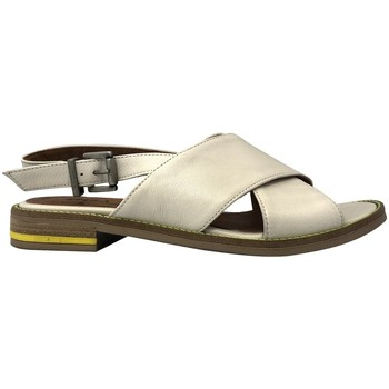 Chaussures Femme Sandales et Nu-pieds Ngy sandales SONIA Sauvage Beige Beige