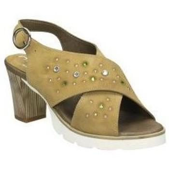 Chaussures Femme Sandales et Nu-pieds Nature 3978 Marron