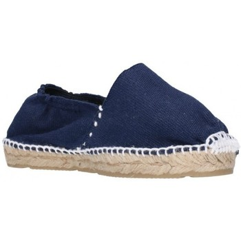 Chaussures Fille Espadrilles Alpargatas Sesma 003 Niña Azul marino bleu