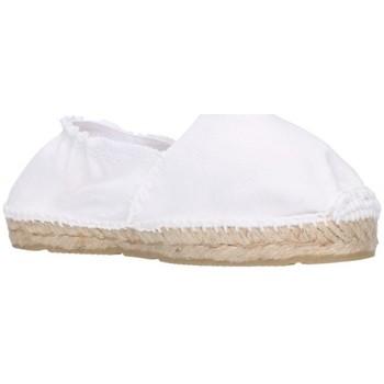 Chaussures Fille Espadrilles Alpargatas Sesma 003 Niña Blanco blanc