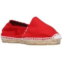 Chaussures Fille Espadrilles Alpargatas Sesma 003 Niña Rojo rouge